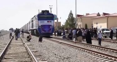 Afghanistan Exports Talc to China For First Time Via Hairatan Railroad