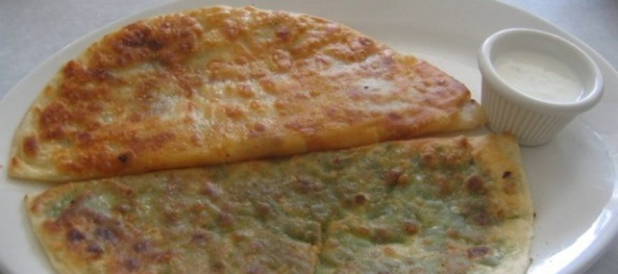 Afghanistan's Bolani Listed #1 Among World's Best Breads