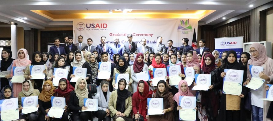 Young Afghan Women Complete Trainings To Enter Banking Sector