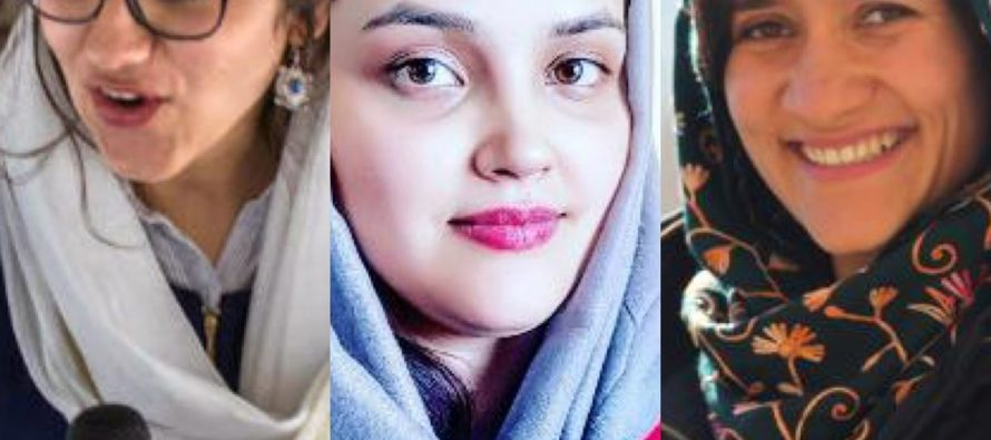 3 Afghan Women Among Forbes List Of 30 under 30 Asia 2019