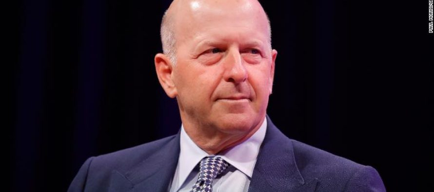 Goldman Sachs CEO Rides Subway & Works as DJ on the Side