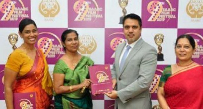 """Afghan Film """"A Letter to the President"""" Wins at SAARC Film Festival"""