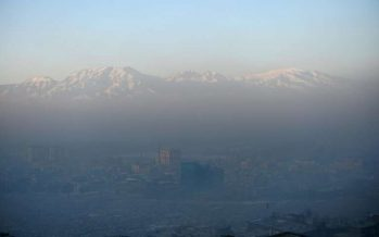 Afghan Government Issues Two Decrees To Help Combat Kabul Air Pollution