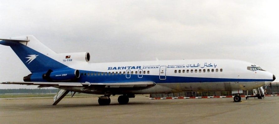 Bakhtar Aviation Company Relaunches Operations With Domestic Flights