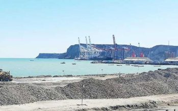Afghan Transit Trade Starts at Gwadar Port