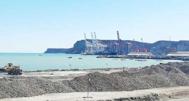 Afghan Transit Trade Starts at Gwadar Port
