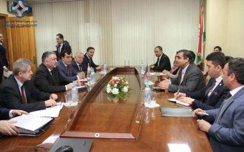 Railway Agreement Signed Between Afghanistan and Tajikistan