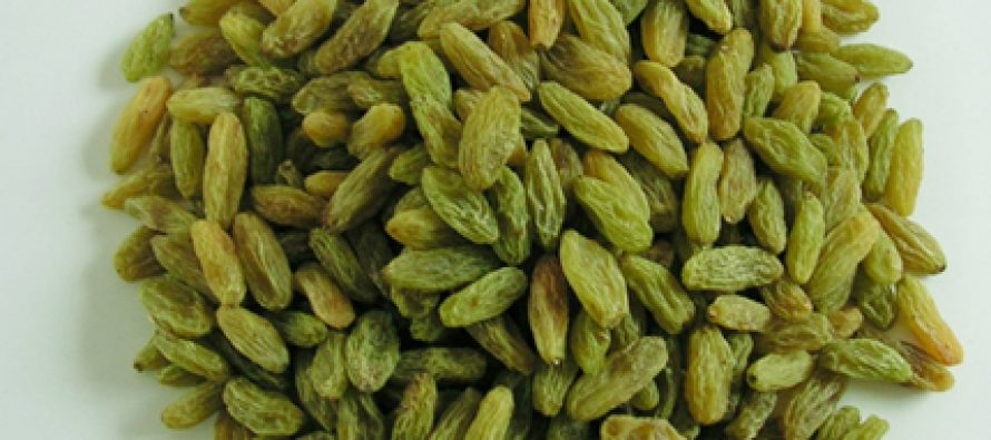 15% Hike In Kandahar's Raisin Production