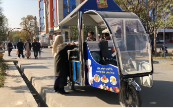 Mobile Kitchens In Kabul Help Afghan Women Achieve Financial Independence