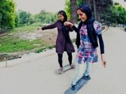 Short Film On Afghan Girls Skateboarding Wins BAFTA Award