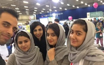 Afghan All-Girls Robotics Team Builds Ventilator For COVID-19 Patients