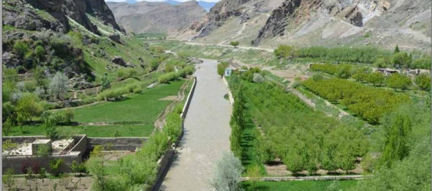 How to Save Afghanistan's Groundwater?