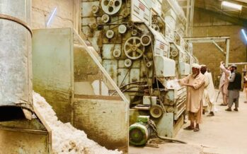 Helmand's Cotton Factory Reopens After 7 Years