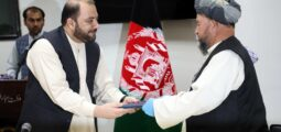 Afghan Gov't Signs 259 Development Projects Worth Over 700mn Afghanis