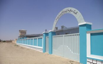 New Health Clinic Building in Kunduz To Benefit 120,000 People