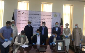 Road Reconstruction in Takhar to Benefit 36,000 People