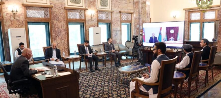 Afghanistan, Turkmenistan, & Azerbaijan To Form a Joint Committee To Expand Trade