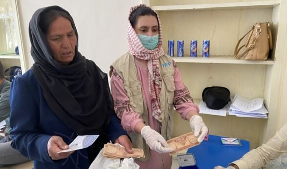 95,000 Families Affected By COVID-19 In Afghanistan To Receive Food Assistance