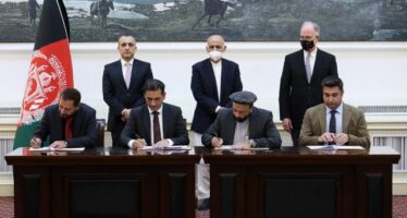 USAID Supports 4 Renewable Energy Projects In Afghanistan