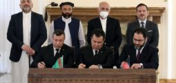 Afghanistan Signs Four Economic Cooperation Agreements With Turkmenistan