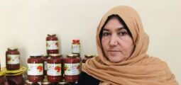 Entrepreneur of the Month: Nafas Gul Jami