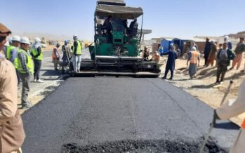 Construction of 10km Road Started in Ghor Province