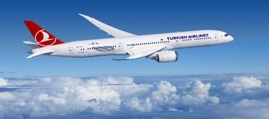 Turkish Airlines Halt Flights to Afghanistan