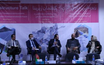 CoST Afghanistan Reports On Challenges in Implementing 16 National Infrastructure Projects