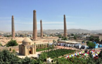 Aga Khan to Restore Herat's Ancient Minaret