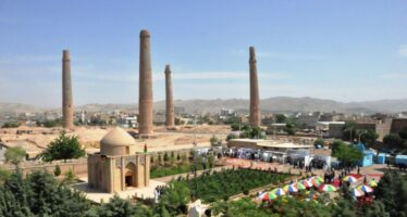 Trade in Herat Province has Returned to Normal