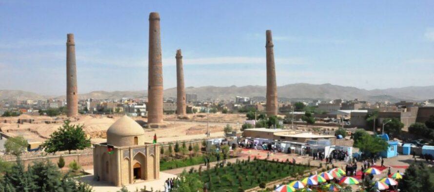 Aga Khan to Restore Herat's Ancient Minaret