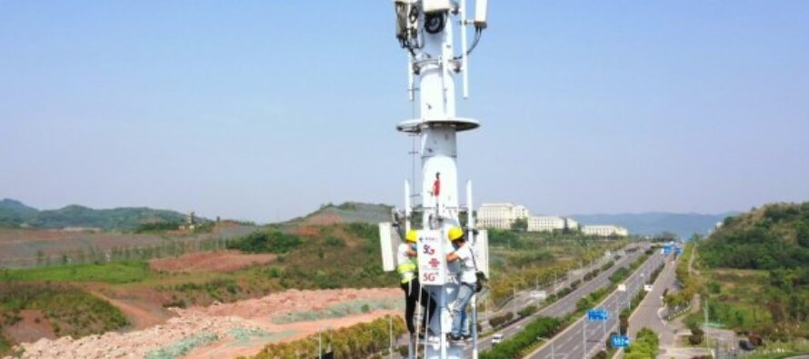 China to Build Over 600,000 5G Base Stations Next Year