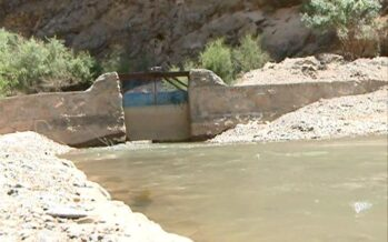 Shahtoot Dam to Provide Drinking Water to Two Million People in Kabul