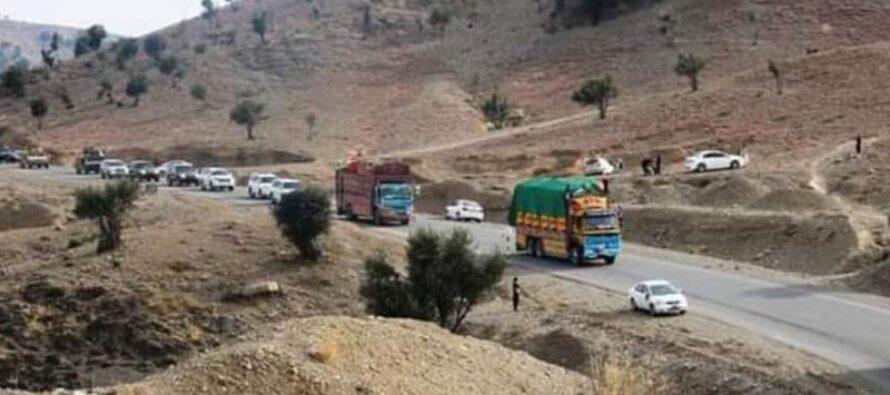 Pakistan's First Shipment Arrived in Tajikistan Through Ghulam Khan Port