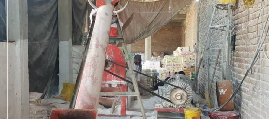 Two New Factories Open in Laghman and Nangarhar Provinces