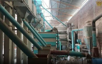 First Rice Processing & Packaging Factory Opens in Laghman