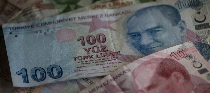 Turkish Lira Plunges Sharply Against US Dollar
