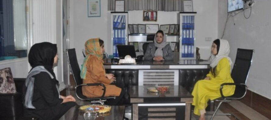 Afghan Female Journalist Launches News Channel in Militancy-Plagued Jawzjan Province