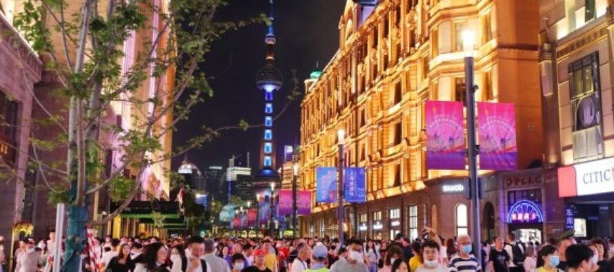 China's Population Reaches 1.41178 Billion