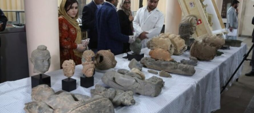 Afghanistan's Looted Artifacts Are Returned