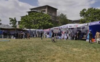 Kabul's First Permanent Expo Center to Help Boost Exports