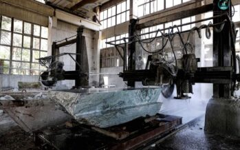 The Stone-Cutting Factory of National Development Company Starts Operating