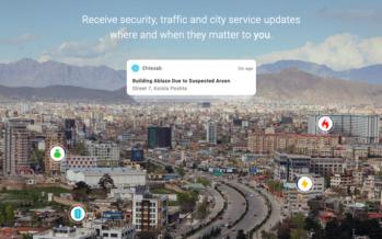 Ehtesab App Helps Kabul Residents Avoid Danger
